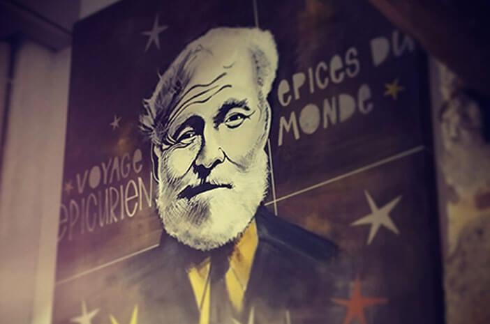 Inauguration Officielle Hemingway's Lyon