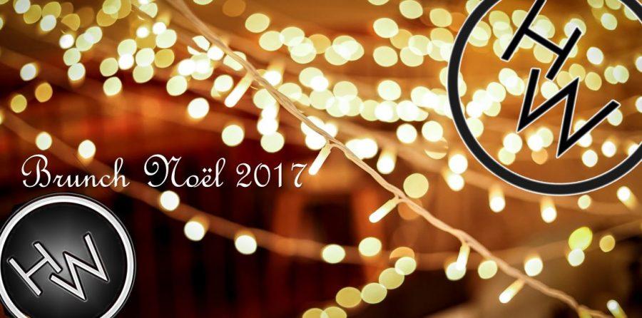 Premier Brunch Noël , Lyon, le dimanche 17 décembre